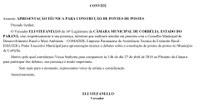 CONVITE: Apresentação técnica para construção de pontes de postes