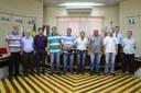 Vereadores realizam primeira reunião sobre o trânsito de Corbélia